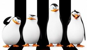 Skipper, Kowalski, Rico e Soldato