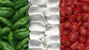 Postcard flags of Eurovision 2014 - Italy