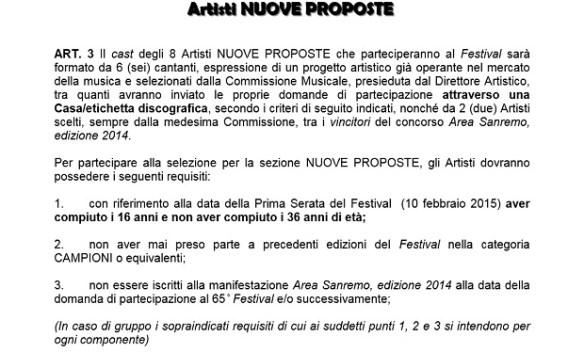 Santa-Margaret-Sanremo-2015-regolamento