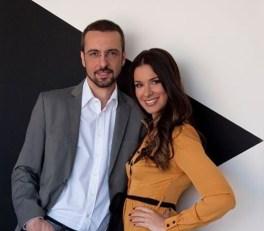 Vlada Jelić i Dragana Kosjerina