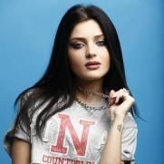 Nina Sublatti will represent Georgia in the 2015 Eurovision Song Contest.