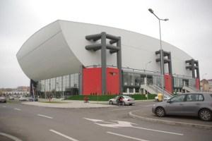 Polyvalent Hall from Craiova (Sala Polivalentă din Craiova)