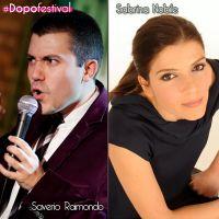 Sabrina Nobile e Saverio Raimondo