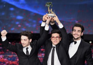 Sanremo2015_IlVolo_fotoANSA