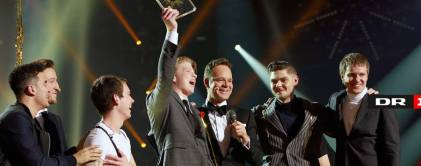 Anti Social Media - vinder af Melodi Grand Prix 2015!
