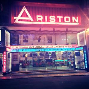 Ariston - Sanremo 2015