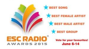 ESC Radio Awards 2015