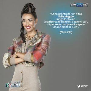 #IGTNina Zilli