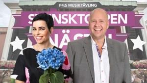 Lasse Kronér och Carolina Norén