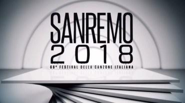 Logo Sanremo 2018