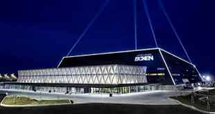The venue of Boxen in Herning