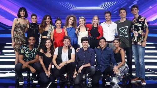 Concursantes de OT 2018 TVE
