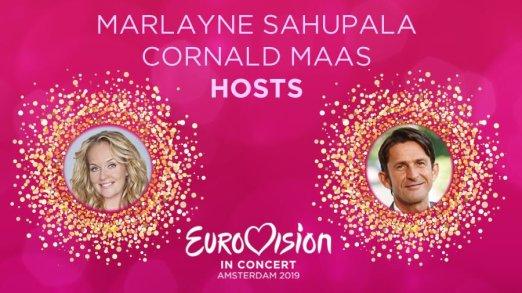 Marlayne Sahupala - Cornald Maas