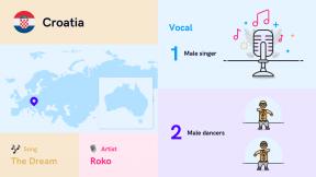 Infographic Croatia 2019