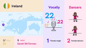 Infographic Ireland 2019