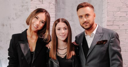Ida Nowakowska, Aleksander Sikora and last year's Junior Eurovision Song Contest winner Roksana Węgiel will host the 2019 Junior Eurovision Song Contest!.jpg