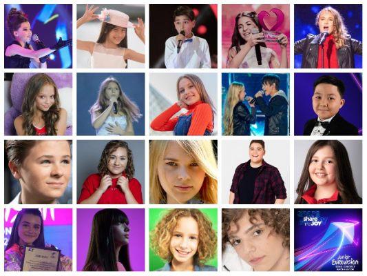 Junior-Eurovision-2019-Contestants