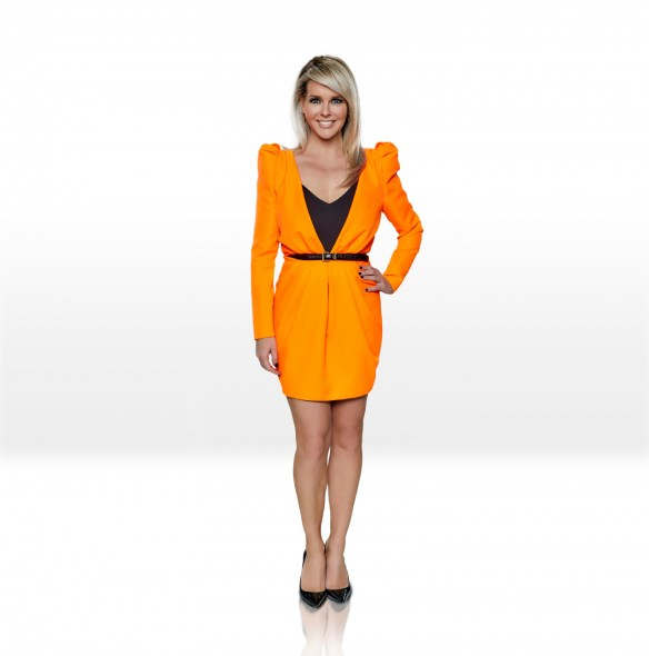 Eurovision 2020 presenter Chantal Janzen