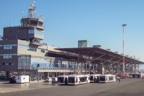 Как добраться из аэропорта Салоников до центра или Халкидиков
