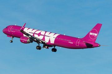 Обзор лоукостера WOW air: самолеты, безопасность, маршрутная сеть