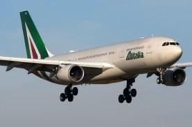 Airbus A320 на взлете