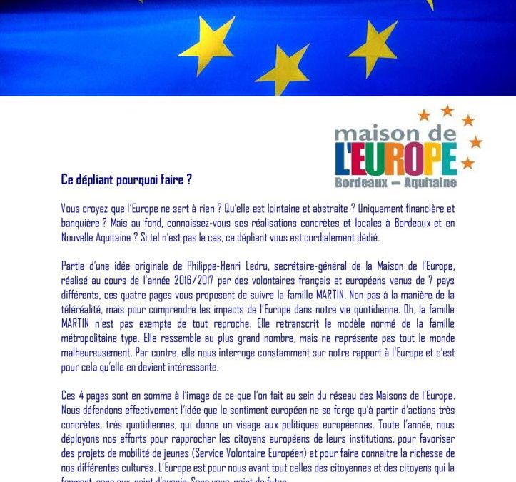 thumbnail of Europe brochure quotidien DEF