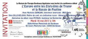 Invitation 16 mai 2017