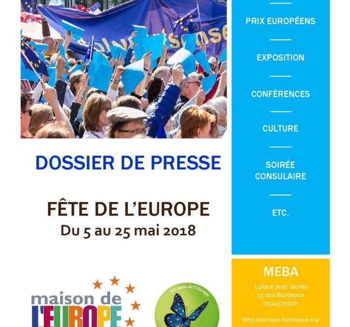 thumbnail of Dossier de presse FDE 2018