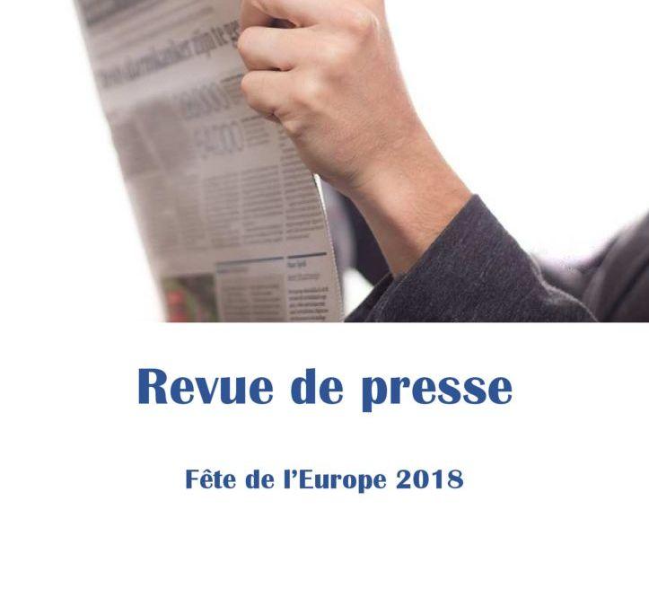 thumbnail of Revue de presse 2018