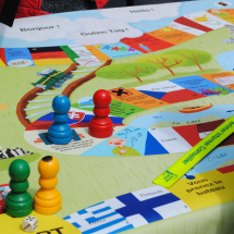 Fête Europe jeux