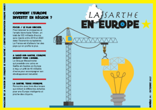 Comment l'Europe investit en Région