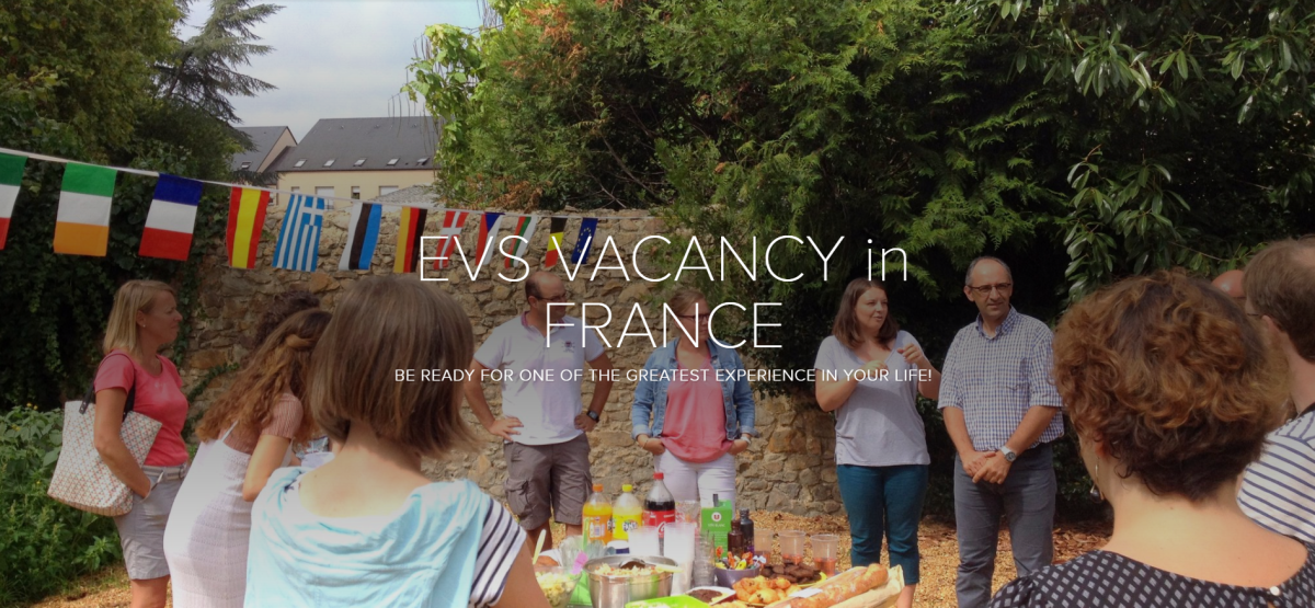6 EVS vacancies in France (for you)