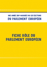 role du parlement europeen