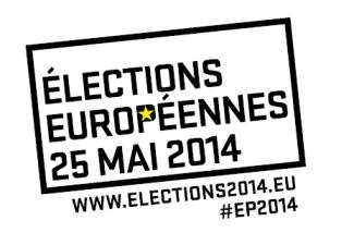 Logo Elections européennes 25 mai