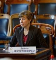 Portrait de Béatrice Brenneur