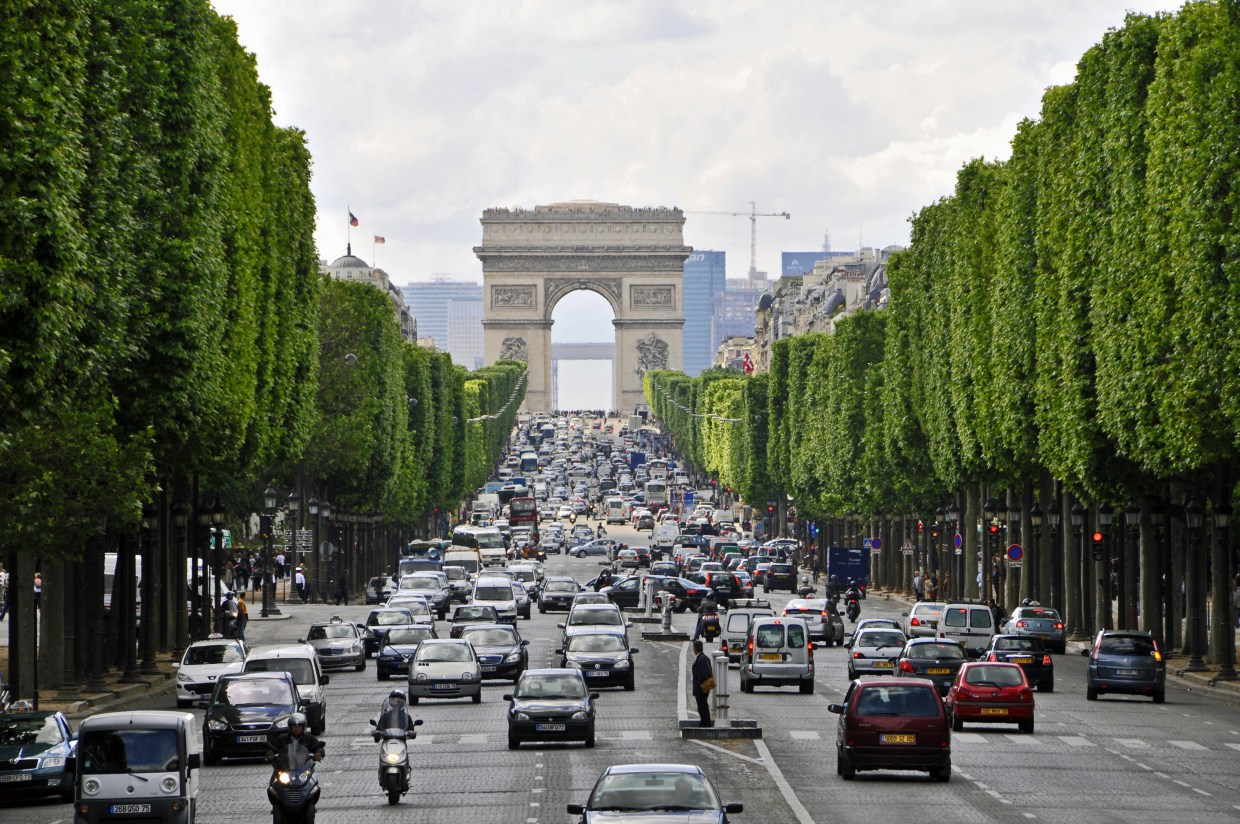 Image result for Champs-Elysees Palace in Paris, France