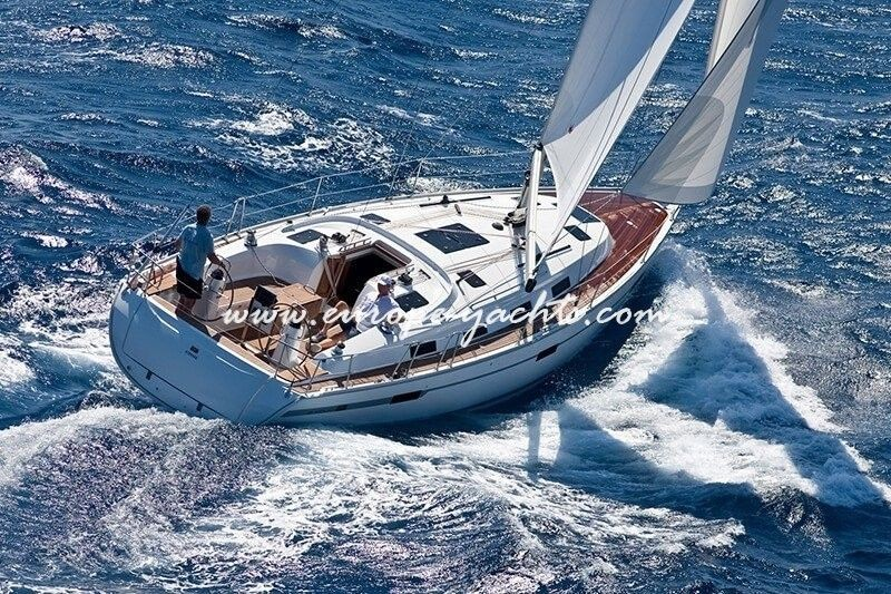 Skippered sailing yacht for charter in Croatia, Greece and Italy