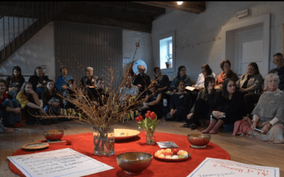 Art of Hosting: community makes us thrive!