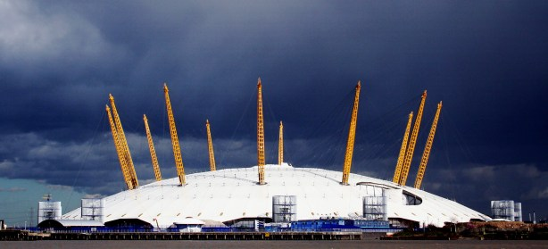 O2 arena famous place for concerts