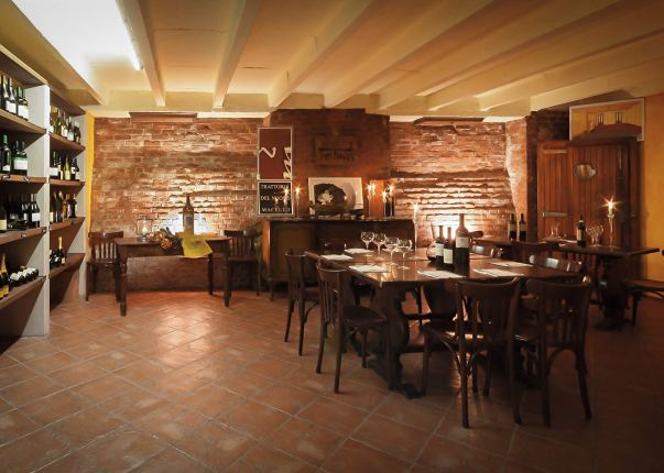 Classical trattoria italiana