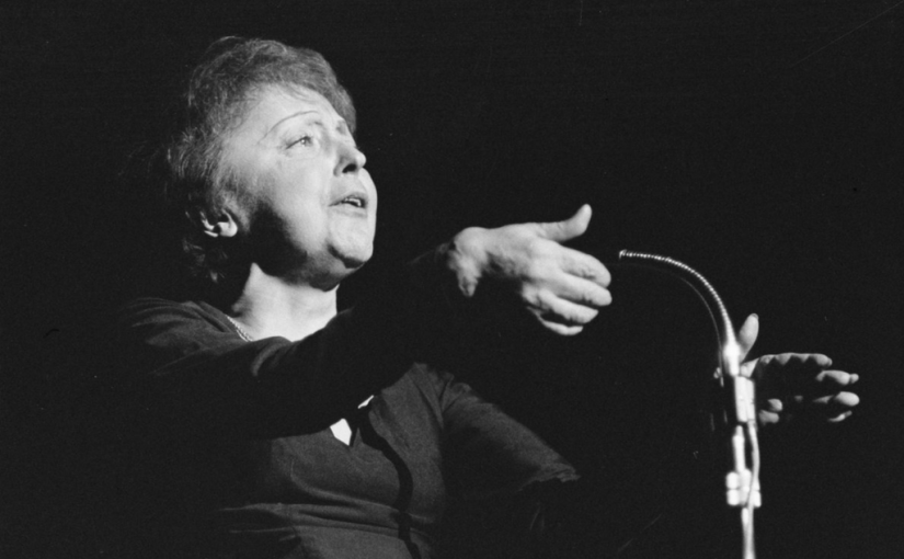 Paris And Piaf: A Match Made In Heaven