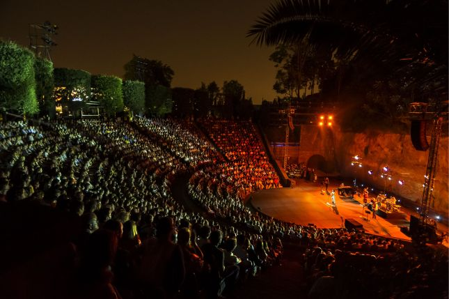 Theater Grec Barcelona