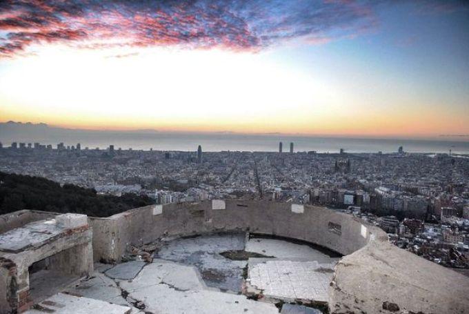 Barcelona Touristic places