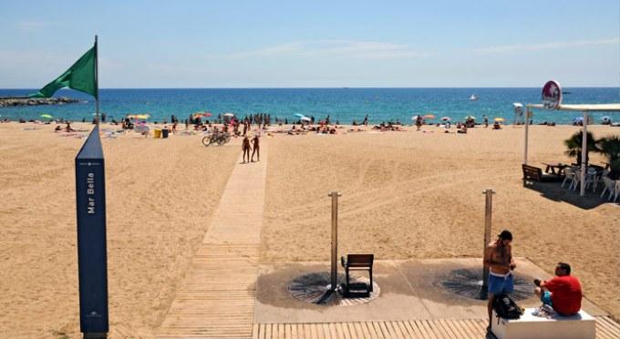 Pole nou touristic Barcelona