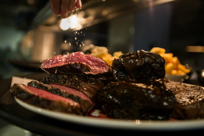 Zelman-Meats restaurant in Soho
