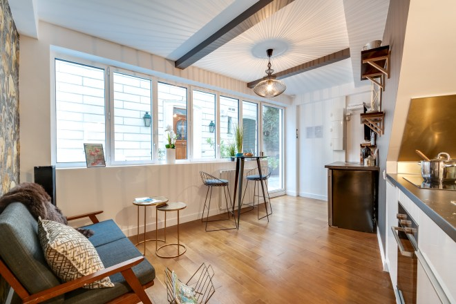 Montmartre home for vacation rent