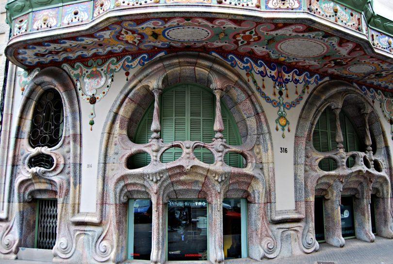 Casa Coamalat in Barcelona