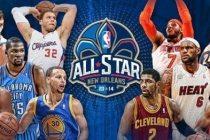 Estrellas del All Star. Foto: EuropaPress