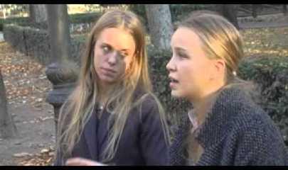 Video thumbnail for youtube video Encuentro con María y Sofía Johansson blogueras de TELVA