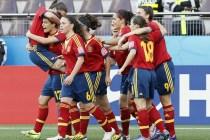 España en el Mundial Femenino Sub-17 (Foto: EFE/ Getty Images)